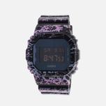 Наручные часы Casio G-SHOCK DW-5600PM-1ER Polarized Marble Pack Black фото- 0
