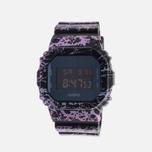 CASIO G-SHOCK DW-5600PM-1ER Polarized Marble Pack Watch Black photo- 0