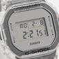 Наручные часы CASIO G-SHOCK DW-5600SK-1ER Super Clear Skeleton Series Gray Metallic фото - 3