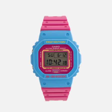 Наручные часы CASIO G-SHOCK DW-5600TB-4B Blue/Pink