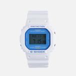 Наручные часы CASIO G-SHOCK DW-5600WB-7E White/Blue фото- 0