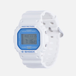 Наручные часы CASIO G-SHOCK DW-5600WB-7E White/Blue фото- 1
