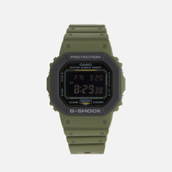 Наручные часы CASIO G-SHOCK DW-5610SU-3ER Green/Black