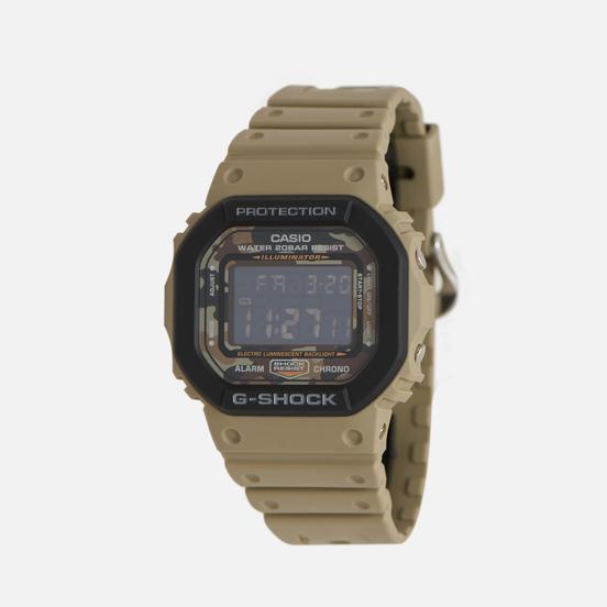 Наручные часы CASIO G-SHOCK DW-5610SUS-5ER Beige/Black