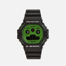 Наручные часы CASIO G-SHOCK DW-5900RS-1ER Hot Rock Sounds Series Black/Green фото- 0