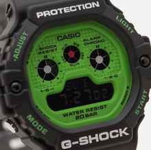 Наручные часы CASIO G-SHOCK DW-5900RS-1ER Hot Rock Sounds Series Black/Green фото- 2