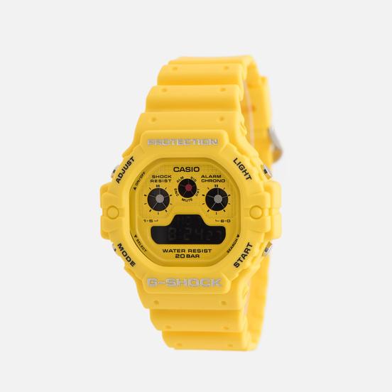 Наручные часы CASIO G-SHOCK DW-5900RS-9ER Hot Rock Sounds Series Yellow/Black