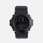 Наручные часы CASIO G-SHOCK DW-6900BBN-1E Cordura Series Military Black фото- 0