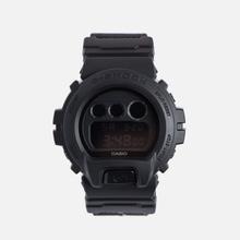 Наручные часы CASIO G-SHOCK DW-6900BBN-1E Cordura Series Military Black фото- 0