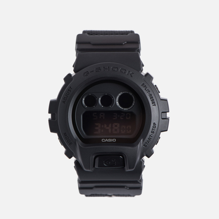Наручные часы CASIO G-SHOCK DW-6900BBN-1E Cordura Series Military Black