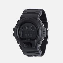 Наручные часы CASIO G-SHOCK DW-6900BBN-1E Cordura Series Military Black фото- 1