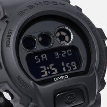 Наручные часы CASIO G-SHOCK DW-6900BBN-1E Cordura Series Military Black фото- 2