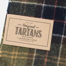 Шарф Barbour Lambswool Tartan Classic фото- 1