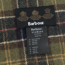Шарф Barbour Lambswool Tartan Classic фото- 2