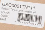 Шарф Barbour Tartan Lambswool Classic фото- 4