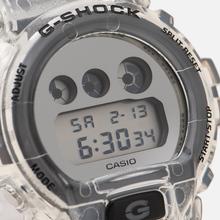 Наручные часы CASIO G-SHOCK DW-6900SK-1ER Skeleton Series Super Clear фото- 2