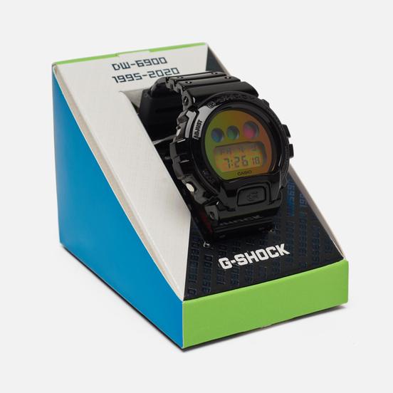 Наручные часы CASIO G-SHOCK DW-6900SP-1ER 25th Anniversary Black/Green