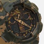 Наручные часы Casio G-SHOCK GA-100CM-5A Camo Green фото- 1