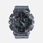Наручные часы CASIO G-SHOCK GA-100CM-8A Camo Grey фото- 0