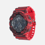 Наручные часы Casio G-SHOCK GA-100CM-4A Camo Red фото- 1