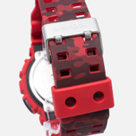 Наручные часы Casio G-SHOCK GA-100CM-4A Camo Red фото- 3