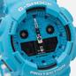 Наручные часы CASIO G-SHOCK GA-100RS-2AER Hot Rock Sound Series Blue/Black фото - 2