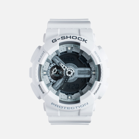 Наручные часы Casio G-SHOCK GA-110C-7A White