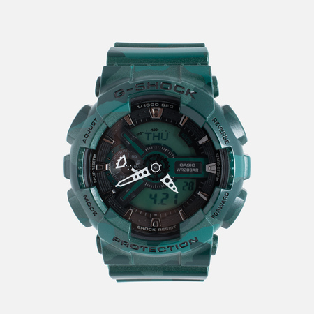 Casio G-SHOCK GA-110CM-3A Watch Emerald