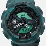 Наручные часы Casio G-SHOCK GA-110CM-3A Emerald фото- 2