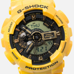 Наручные часы Casio G-SHOCK GA-110CM-9A Yellow фото- 2