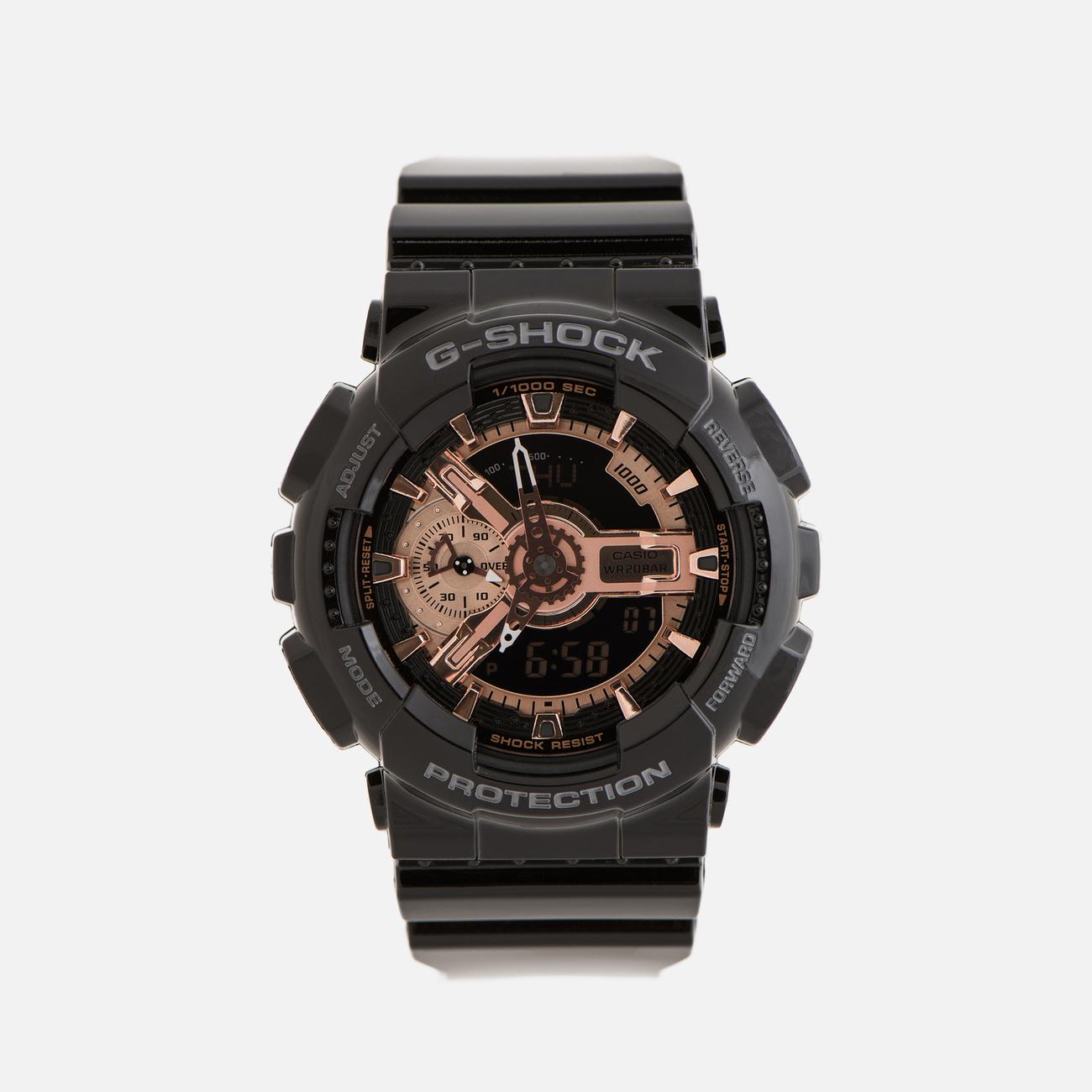 Наручные часы CASIO G-SHOCK GA-110MMC-1AER Black/Gold