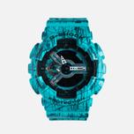 Наручные часы Casio G-SHOCK GA-110SL-3A Turquoise фото- 0