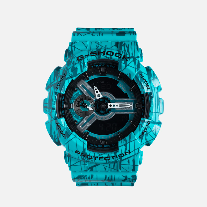 Наручные часы Casio G-SHOCK GA-110SL-3A Turquoise