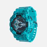 Наручные часы Casio G-SHOCK GA-110SL-3A Turquoise фото- 1
