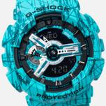 Наручные часы Casio G-SHOCK GA-110SL-3A Turquoise фото- 2