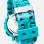 Наручные часы Casio G-SHOCK GA-110SL-3A Turquoise фото- 3
