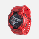 Наручные часы CASIO G-SHOCK GA-110SL-4A Red фото- 2