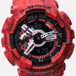 Наручные часы CASIO G-SHOCK GA-110SL-4A Red фото- 1