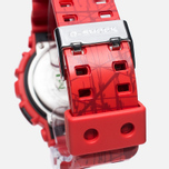 Наручные часы CASIO G-SHOCK GA-110SL-4A Red фото- 3