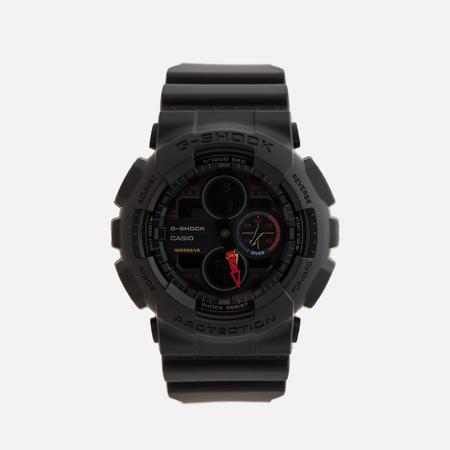 Наручные часы CASIO G-SHOCK GA-140BMC-1AER Black/Red/Yellow