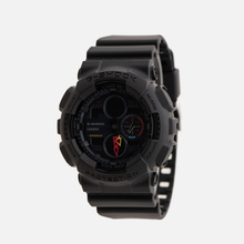 Наручные часы CASIO G-SHOCK GA-140BMC-1AER Black/Red/Yellow фото- 1
