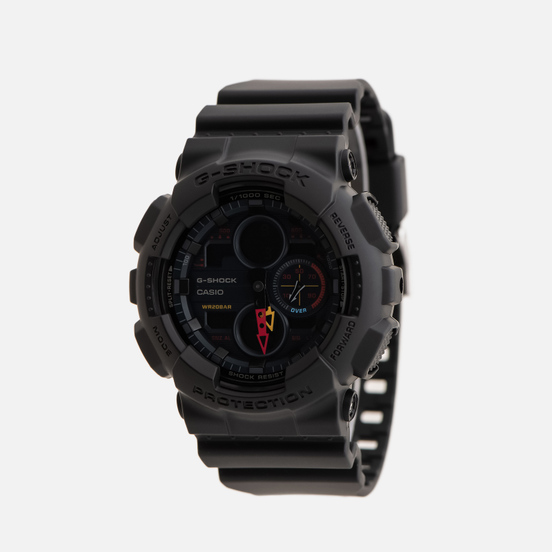 Наручные часы CASIO G-SHOCK GA-140BMC-1AER Black/Red/Yellow