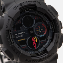 Наручные часы CASIO G-SHOCK GA-140BMC-1AER Black/Red/Yellow фото- 2