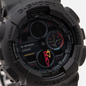 Наручные часы CASIO G-SHOCK GA-140BMC-1AER Black/Red/Yellow фото - 2