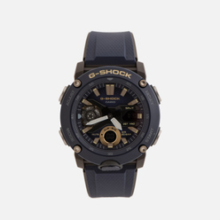 Наручные часы CASIO G-SHOCK GA-2000-2AER Carbon Core Guard Navy/Black/Gold