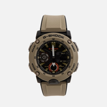Наручные часы CASIO G-SHOCK GA-2000-5AER Carbon Core Guard Olive/Black фото- 0