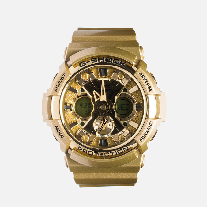 Наручные часы Casio G-SHOCK GA-200GD-9A Gold