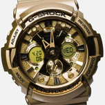 Наручные часы Casio G-SHOCK GA-200GD-9A Gold фото- 2