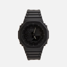 Наручные часы CASIO G-SHOCK GA-2100-1A1ER Octagon Series Black/Black фото- 0