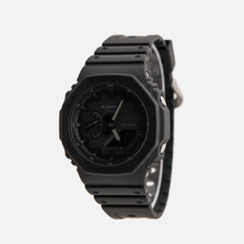 Наручные часы CASIO G-SHOCK GA-2100-1A1ER Octagon Series Black/Black фото- 1